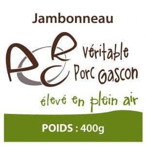 Jambonneau en pot de 400g